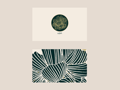Sylph | A sustainable clothing brand brand stylist visual design brand packaging design pattern packaging brand design branding graphic design design visual identity