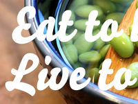Eat to live, Live to eat