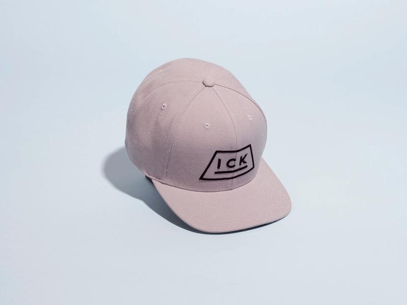 Hat hat apparel photography branding art direction