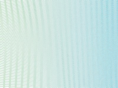 Security Pattern No. 2 pattern security waves weird line zig zag gradient envelope