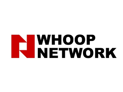 Whoop network logo logo
