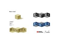 Romtek logo