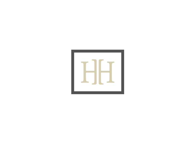 Hh Monogram by Eddy Makes on Dribbble