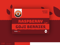Raspberry & Goji Berries