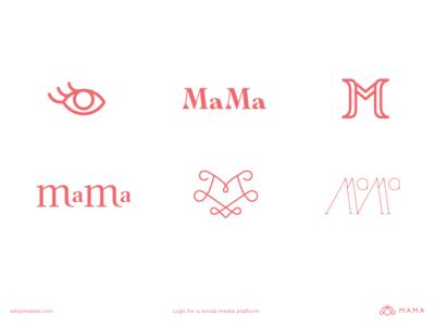 Logo Mama Drafts