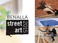 Benalla Street Art logo