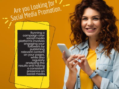 Are you Looking for Social Media Promotion?