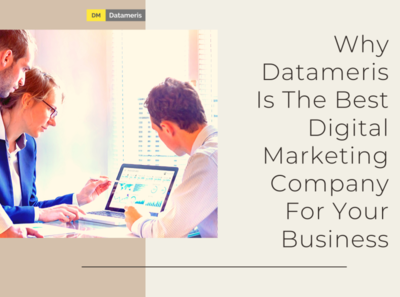 Why Datameris Is The Best Digital Marketing Company