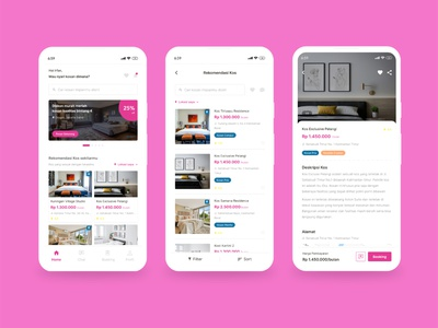 Infokost Revamped Mobile Apps uxdesign uidesign uiux mobile apps