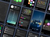 Apps - Night Mode