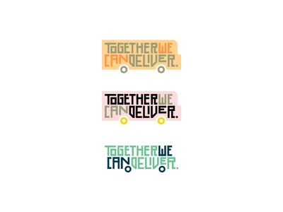 Together We Can Deliver