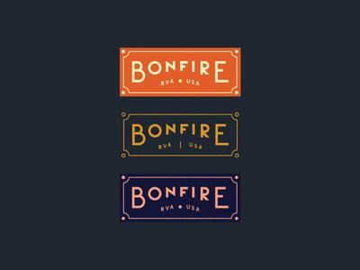 Bonfire Badges