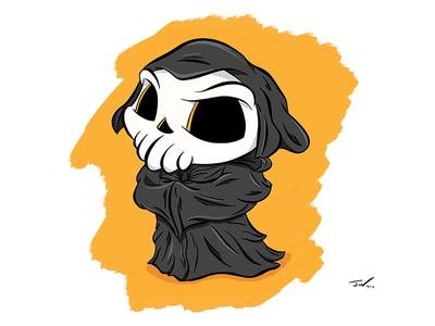 Little Skull Wizard Digital