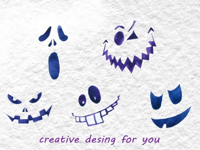 watercolor halloween-themed background, fabulous, magical, fo акварель обложка animation хэллоуин рисунок печать паттерн открытка иллюстратор illustration