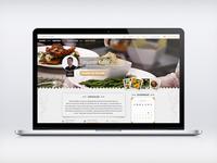 La Belle Assiette — Profile page