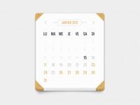 La Belle Assiette — Calendar