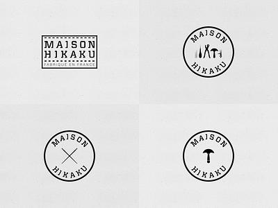 MH logo typography vitesse logotype logo seal stamp