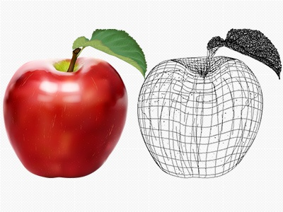 Apple Fudge Logo WIP
