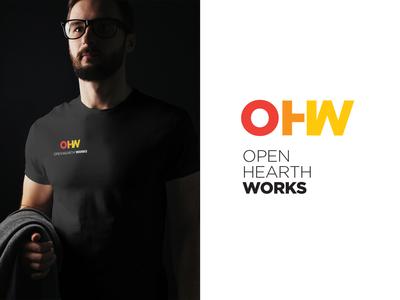 Open Hearth Works logo