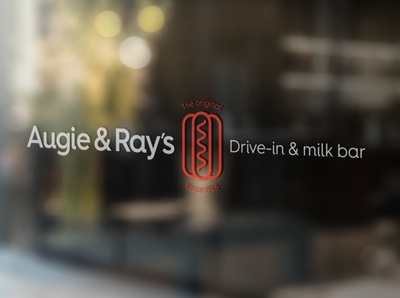 Augie & Ray's logo