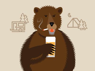 Malcontent Bear