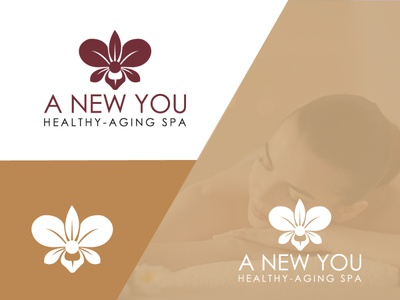 I will do professional nutrition  health  spa and yoga logo 2
