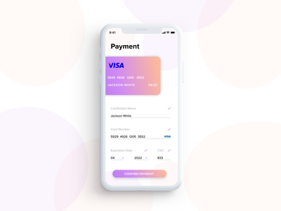 DailyUI 002 - Credit Card Checkout dailyui 002 ui checkout payment sketch figma daily ui dailyui