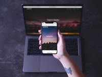 Personal Responsive Website Design
