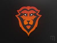 Lion // Mascot Logo