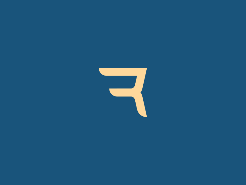 R // Project Alphabet photoshop logo lettering letter illustrator design branding b alphabet