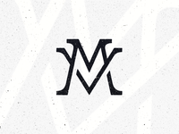 MV // Monogram Logo