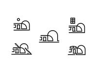 Recherches Logotype