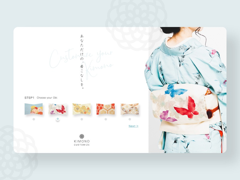 Customize Product -Kimono Customaze-
