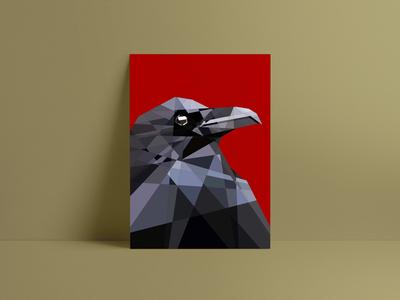 Raven Print.. ❤️