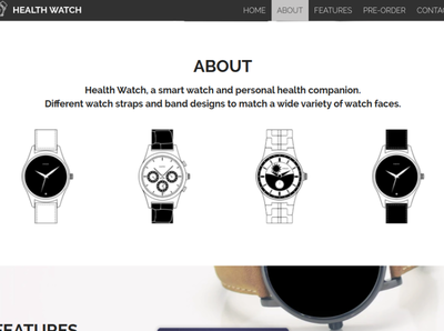 Health Watch View 2