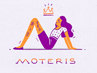 MOTERIS / WOMAN