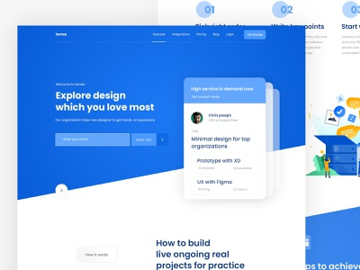 Practice designing landing page design 2020 design typography global business consilion web page uixdesign landing page ui landing page design landing page adobexd