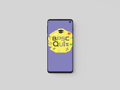 Quiz App branding app ui illustration