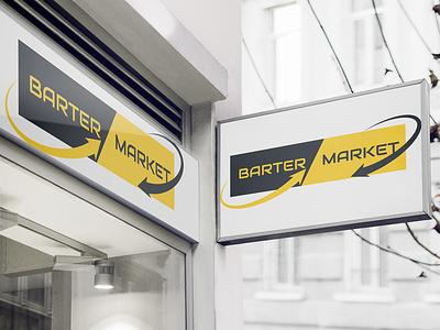 Logo Design for Barter System (Barter Market) icon logo branding