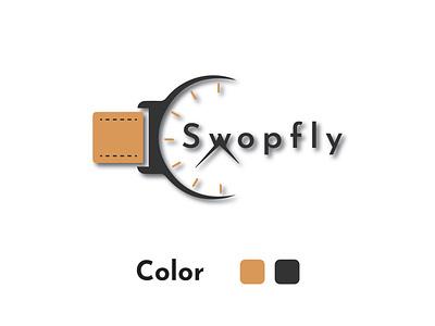 Swopfly Logo icon logo design branding