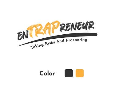EnTRAPreneur Logo icon logo design