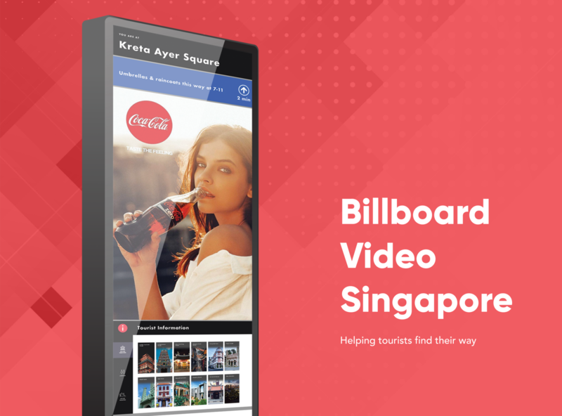 Billboard Video Singapore