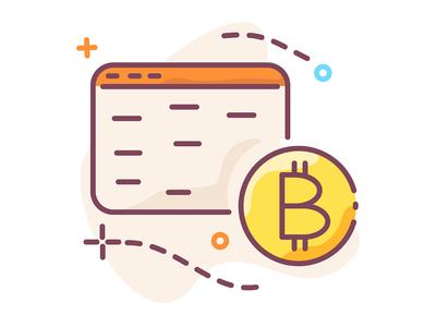 Bitcoin browser