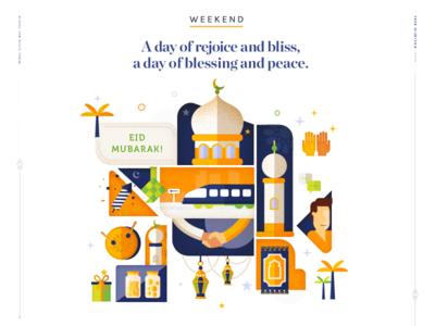 Happy Eid Mubarak idulfitri greetings mubarak eid