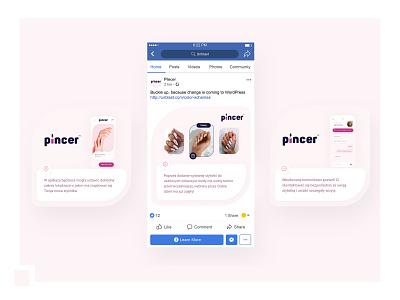 Branding: Fb post design nails post facebook design