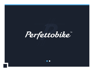 Logotype for an online store selling bicycles vector branding logo design