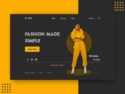 Fashion Header Thumbnail