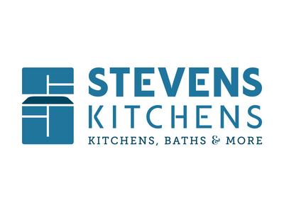 Kitchen remodel company logo by catherine vasquez dribbble for Kitchen remodel logo