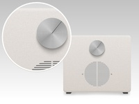 Dieter Rams Style Audio PLayer