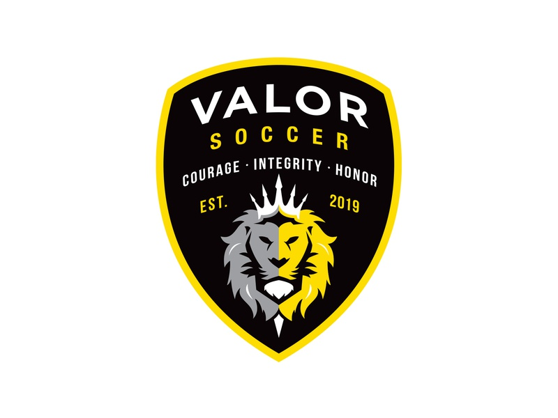 Custom Soccer Crest for Valor Soccer Crest sports logo design custom sports logo soccer logo logo design soccer badge design soccer logo design soccer crest design soccer crest jordan fretz design custom soccer logo custom soccer crest